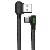 McDodo CA-5280 USB-C-kabel med vinklade kontakter, 0.5m