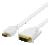 Deltaco HDMI till DVI-kabel, Full HD, 1920x1080p, 60Hz, 2m
