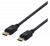 Deltaco DisplayPort-kabel, 4K UHD, DP 1.2, 3m
