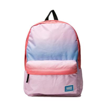 VansRealm Classic Backpack, stort huvudfack, flerfärgad, 22L