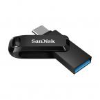 128GB SanDisk Ultra Dual Drive Go minneskort, USB-C 3.1