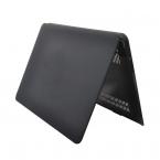 Genomskinligt skal till MacBook Pro 13, svart