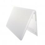 Genomskinligt skal till MacBook Pro 13 med Retina-skärm, vit