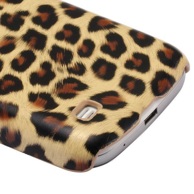 Hard case leopard, Samsung Galaxy S4 Mini