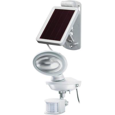 Brennenstuhl Sol 14 Plus solcellslampa med rörelsevakt vit, 85lm