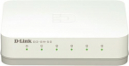 D-link Gigabit Easy Desktop Switch, 5-port