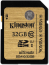 Kingston SDHC Ultimate 90MB/s, 32GB 0
