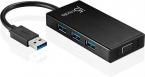 j5 create USB3.0 till VGA-adapter, extra grafikkort