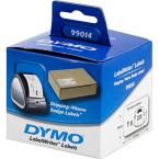 Dymo LabelWriter vita fraktetiketter, 101x54 mm, 12x220 st