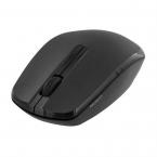 Deltaco trådlös optisk mus svart, 1000 DPI
