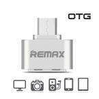 Remax OTG Micro USB till USB adapter