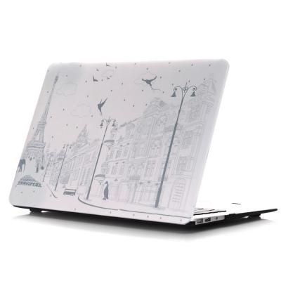 """Skal med stadsmotiv, MacBook Pro 15.4"""""""
