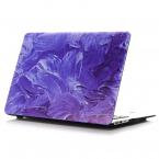 "Skal med lila motiv, MacBook Pro 15.4"" Retina"