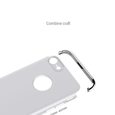 Joyroom hard case guld, iPhone 8/7