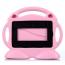 Barnfodral ljusrosa, iPad 2/3/4