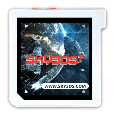 Sky3DS+ med SkyDock till 3DS/3DS XL