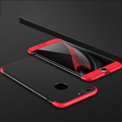 ultratunt iphone 7 plus 8 skal röd svart 5f4d243e5ba4d