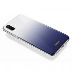 Joyroom skal iPhone X/XS, marinblå