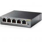 TP-LINK TL-SG105E nätverkswitch 5-port