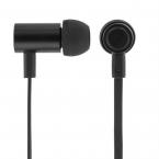 Streetz vattentäta in-ear hörlurar med mikrofon, svart