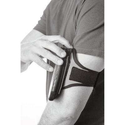 Allsop Active ClickGo sportarmband svart S, universal