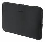 """Dicota PerfectSkin fodral för bärbar dator, 14-14.1"""", svart"""