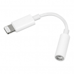 Apple Lightning adapter för hörlurar, MMX62ZM/A