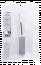 Deltaco PRIME USB‑C nätverksadapter, Gigabit, RJ45, silver