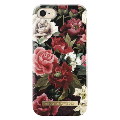 iDeal Fashion Case magnetskal iPhone 8/7/6, Antique Roses