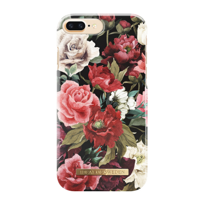 iDeal Fashion Case skal iPhone 8/7/6 Plus, Antique Roses