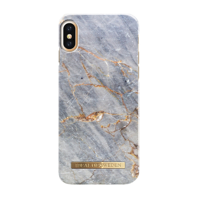 iDeal Fashion Case magnetskal iPhone X, Royal Grey Marble