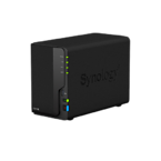 "Synology DiskStation, 2x3,5"", Intel Celeron, 2.0 Ghz, 2GB"