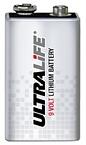 Nexa 9V Batteri, Lithium, 10-års Ultra Life, vit
