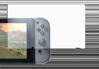 Deltaco GAMING 9H glas skärmskydd för Nintendo Switch