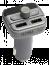 Technaxx FMT900BT transmitter, grå