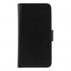 DELTACO Plånboksfodral till iPhone 6/6S/7/8/SE (2020), svart