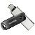 256GB Lightning-kontakt SanDisk iXpand Flash Drive Go USB-minne