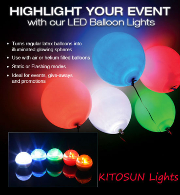 Fairy Pearls ‑ Flytande LED‑ljus i flera färger, 12st