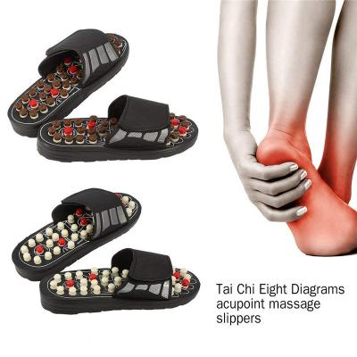 Sandaler med akupunktur fotmassage, Stl 38‑39