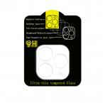3D-böjt kameralins-skydd i härdat glas till iPhone 12 Pro Max
