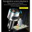 Billaddare med FM‑sändare och Quick Charge 3.0