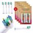 16‑pack Oral‑B kompatibla tandborsthuvuden EB‑25A, Floss Action