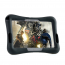Barnfodral i silikon för Samsung Galaxy Tab 3 10.1, svart