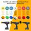 Borstset till skruvdragare för all rengöring, 6 delar