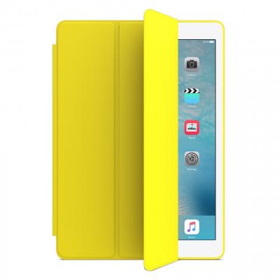 Läderfodral med ställ till iPad Pro 12.9 (2020), olivgrön