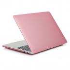 """Skal till MacBook Pro 13"""" (2016-2017) A1706/A1708, rosa"""