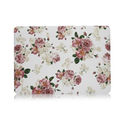 """Skal blommönster, MacBook Pro 15.4"""" A1707"""