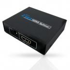HDMI-splitter 1xHDMI till 2xHDMI, Full HD 1080p 3D