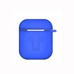 Skyddsfodral i silikon till Apple Airpods, blå