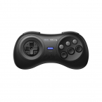 8bitdo M30 Handkontroll, Bluetooth Game Pad, svart